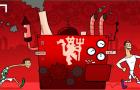 Góc biếm họa: Cách M.U 'chế tạo' CR7; Messi là fan ruột Real