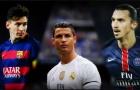 Top 10 cầu thủ sút xa tốt nhất năm 2016