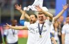 Real Madrid xác nhận 'trói chân' thành công Toni Kroos