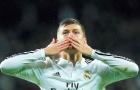 Gia hạn với Real, Kroos là cầu thủ Đức nhận lương cao nhất lịch sử