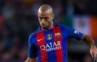 Nóng: Tương lai Mascherano ở Barca được định đoạt