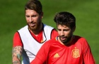 Maradona: Ramos 'dưới cơ' Pique