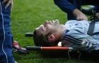 Chấn thương suýt cướp đi mạng sống của Petr Cech
