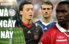Vào ngày này 15-10, sinh nhật Andy Cole, Didier Deschamps, Mesut Özil