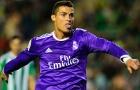 Sau 1 tháng, Ronaldo đã ghi bàn trở lại