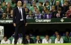Zidane: Đó là thông điệp của chúng tôi