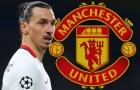 Ibrahimovic giúp MU có thêm 8 triệu fan