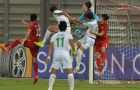 U19 Việt Nam 0-0 U19 Iraq (VCK U19 châu Á 2016)