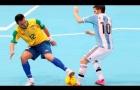 Những kỹ năng điêu luyện nhất trong môn Futsal
