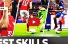 Robben, Costa và những pha xử lí bóng ảo diệu nhất vòng 8 Bundesliga