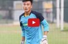 Những pha cứu thua tuyệt đẹp của Bùi Tiến Dũng vs U19 Nhật Bản