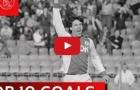 10 bàn thắng đẹp nhất của Marco van Basten