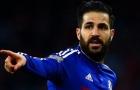 Bị 'bỏ rơi', nhưng Ivanovic và Fabregas quyết không rời Chelsea