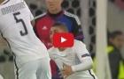 Màn trình diễn của Marco Verratti vs Basel