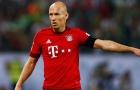 Màn trình diễn của Robben trước PSV trong trận lượt đi
