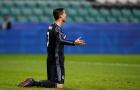 Nghịch lý bóng vàng rớt trúng Ronaldo