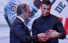 Nóng: Ronaldo kí tiếp hợp đồng 1 tỷ bảng