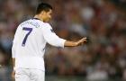 Trận cuối của Cristiano Ronaldo cho Manchester United