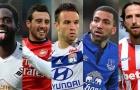 Top 10 ngôi sao bóng đá 'lùn' hơn cả Messi (Phần 1)