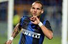 Mùa giải đỉnh cao của Wesley Sneijder ở Inter Milan