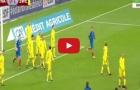 Pháp 2-1 Thụy Điển (vòng loại World Cup)