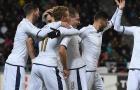 Ghi 4 bàn trong hiệp 1, Italia áp sát Tây Ban Nha ở bảng G vòng loại World Cup