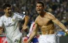 Ở Real Madrid, 'siêu dự bị' ăn đứt Ronaldo