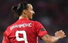 Từ nhỏ, Ibrahimovic đã lấy Ronaldo làm hình mẫu