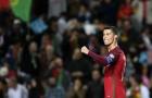 Lập cú đúp, Ronaldo sánh ngang huyền thoại Gerd Mueller