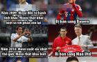 """Ảnh chế: Sao Real lụn bại vì Messi; """"Vua bóng đá"""" truyền thụ """"bí kiếp bị ruồng bỏ"""""""