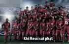 """Ảnh chế: Messi """"khó làm, dễ bỏ""""; Sanchez """"quẩy"""" tưng bừng tiễn Su-Ni về nước"""