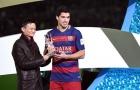 Đế chế của Jack Ma sắp ngự trị trên áo Barca