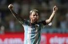 Messi tỏa sáng bằng siêu phẩm, Argentina thắng đậm Colombia