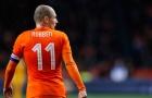 Những pha đi bóng khó lường của Arjen Robben