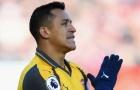 Lộ lý do Sanchez được đá chính trận M.U