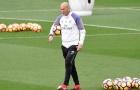 Zidane lập thêm một kỷ lục cùng Real Madrid