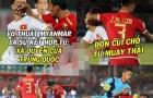 """Ảnh chế: Võ League sang Myanmar """"tầm sư học đạo""""; Sao thế giới sốc toàn tập vì sự chung thủy đến """"tận răng"""""""