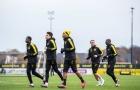 Dortmund tập nặng dưới mưa, quyết tâm giữ ngôi đầu bảng F