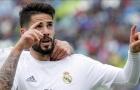 Isco khao khát được gia hạn với Real Madrid