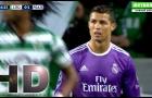 Màn trình diễn của Cristiano Ronaldo trước Sporting Lisbon