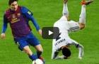 Những lần tranh chấp bóng của Lionel Messi và Cristiano Ronaldo
