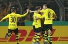 Reus lập hat-trick, Dortmund thắng hơn cả một séc tennis