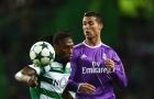 ĐH tệ nhất loạt trận thứ 5 Champions League: Lại là Ronaldo!