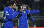 ĐHTB lượt trận 5 Champions League: Cú sốc Rostov!