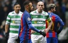 Khoảnh khắc Neymar nóng mặt vì bị chơi xấu
