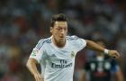 Mesut Oezil thời còn tung hoành ở Real Madrid