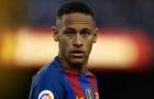 Neymar san bằng thành tích kiến tạo của Xavi, Oezil và Ibra