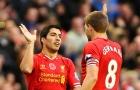 Bức tâm thư thấm đẫm tình bạn Suarez gửi cho Gerrard