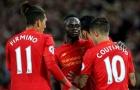 Coutinho - Mane - Firmino: Bộ 3 nguyên tử của Liverpool