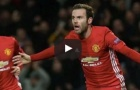 Màn trình diễn của Juan Mata vs Feyenoord